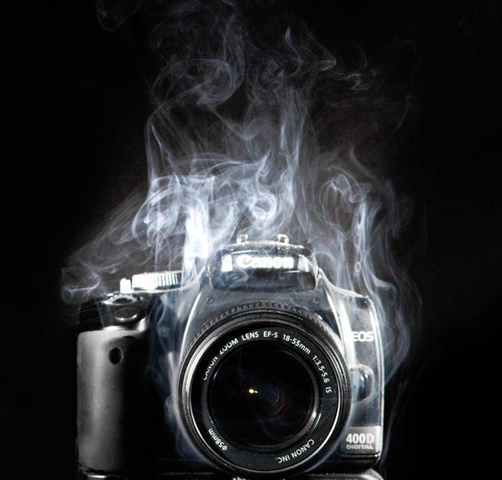 На фотостоках могут не принять фотографии с чрезмерной резкостью
